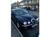Jaguar s-type bargain cheap may swap