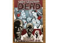 The Walking Dead Graphic Novels 1-6