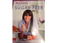 Davina's 5 weeks to sugar free book