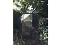 Greenhouse for collection (no payment sought)