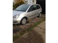 Ford Fiesta For Sale In Immaculate Condtion