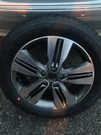 Hyundai I 35 brand new wheel