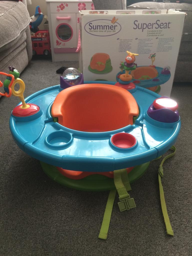Superseat activity seat/like bumbo