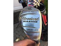 Cleveland Mashie Hybrid Rescue Golf Club 20.5 degrees
