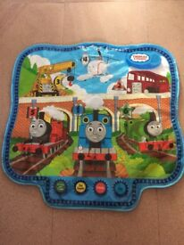 Child's interactive Thomas mat. Brand new just out of the box. Numbers colours and phrases.
