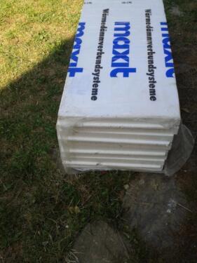 Maxit Styropor Dammplatten 1 20x 0 60 Fur Wand Und Bodendammung In