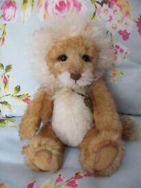 Charlie bears Braveheart