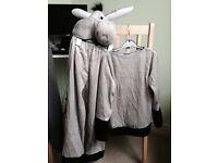 Childs Donkey Fancy Dress Costume