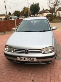 Volkswagen Golf 1.9 TDI automatic