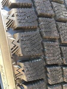 245/40/18 Bridgestone blizzak runflat hiver 11/32