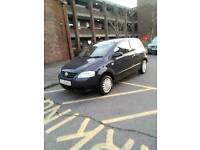 VW FOX 1.2 2007 ONLY 58000 MILES YEARS MOT EXCELLENT SMALL HATCHBACK £1450