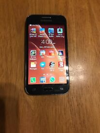 Black Samsung galaxy Core Prime
