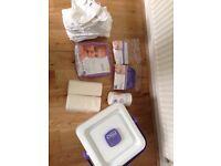 Bambino mio size 1 reusable nappies starter kit