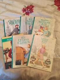 Collection of twenty American Girl books