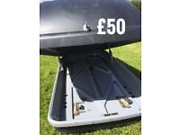 Roof Box from Halfords