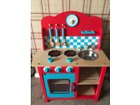 GLTC play kitchen & accessories