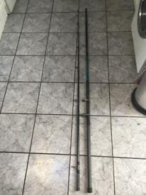 Quality Daiwa Paul Kerry supercast mark 2 12ft beach casting fishing rod