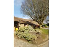 1 bed first floor flat for over 50s in Faringdon