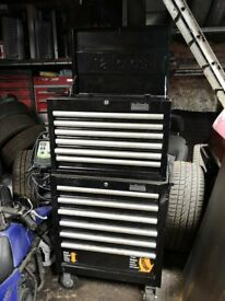 HALFORDS TOOLBOX good condition(Greenock)