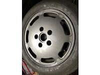 Porsche 928 alloy wheels 16 inch 5x130 924 944 Boxster VW etc