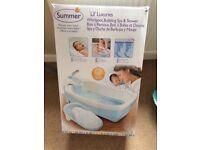 Baby spa bath