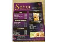 Seher Hair and beauty salon