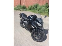 Kawasaki ER6N Low mileage, Great Condition, Brand New Forks, MOt'd til May 2019