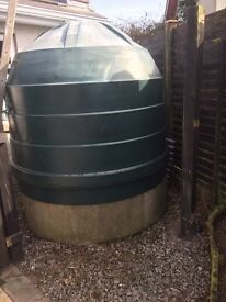 Large Capacity Oil Tank