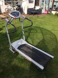 Electric Treadmill/Cross Trainer