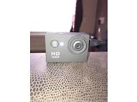 Full HD 1080p sports cam waterproof 30meters
