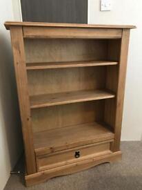 Pine Book Case