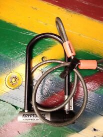 Raleigh Ltd Single Speed Bicycle (Incl. Kryptonite Lock)