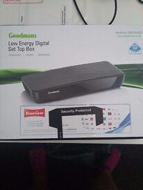 Goodmans Set Top Box