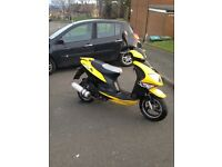 Pulse 50cc moped clean tidy good runner.. mot til July