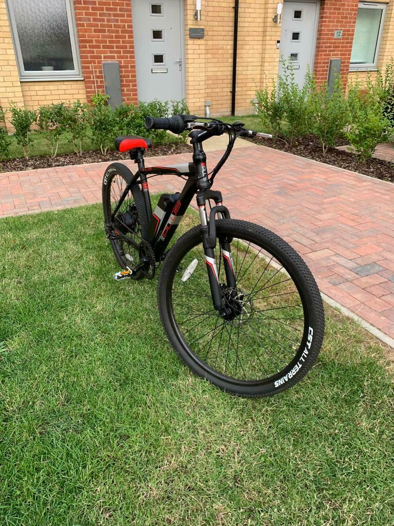 Electric Bike Unisex E-Bike ONLY 2 Months Old! Bicycle E-Plus Pulse | in  Rushmere St Andrew, Suffolk | Gumtree