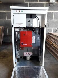 Firebird Enviromax C20kw oil boiler - only 3 years old, last service July 2017
