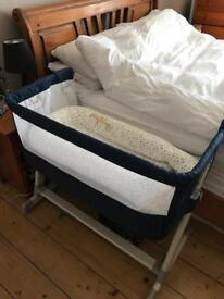 Babylo Cozi Sleeper Next to me crib
