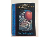 A Series of Unfortunate Events, book by Lemony Snicket, The Hostile Hospital (Book 8)