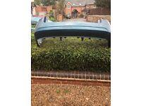 Vauxhall Zafira Rear Bumper