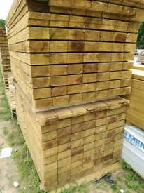 Tanalised Featheredge 22mm x 145mm