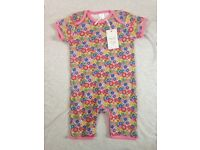 Baby romper and dungarees 0-6 and 12-18 months. All brand new, most with tags