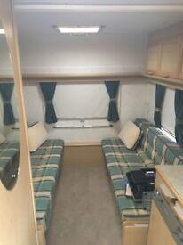 Caravan 4-6 berth 2000 model