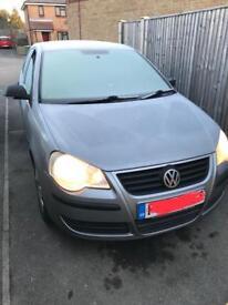 Volkswagen polo 55 plate 11 months mot