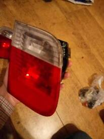 BMW e46 Saloon Facelift Passenger Rear Light