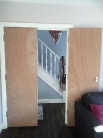 Internal fire rate Doors FD30