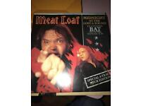 "Meat Loaf 12"" Vinyl Single"
