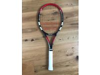 Babolat Pure Control Team Tennis Racket. Grip 3