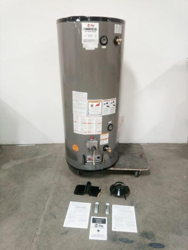 Rheem-Ruud G75-76LP 75.0 Gal Liquid Propane Commercial Gas Water Heater
