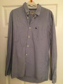 Jack wills shirt - medium- blue