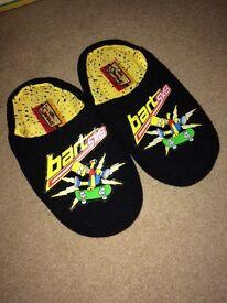 Bart Simpson slippers